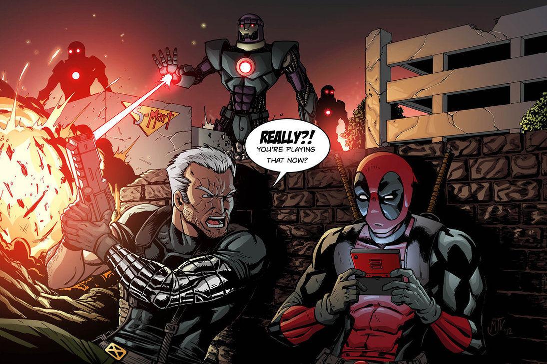 Deadpool-Cable-Sentinels-Art