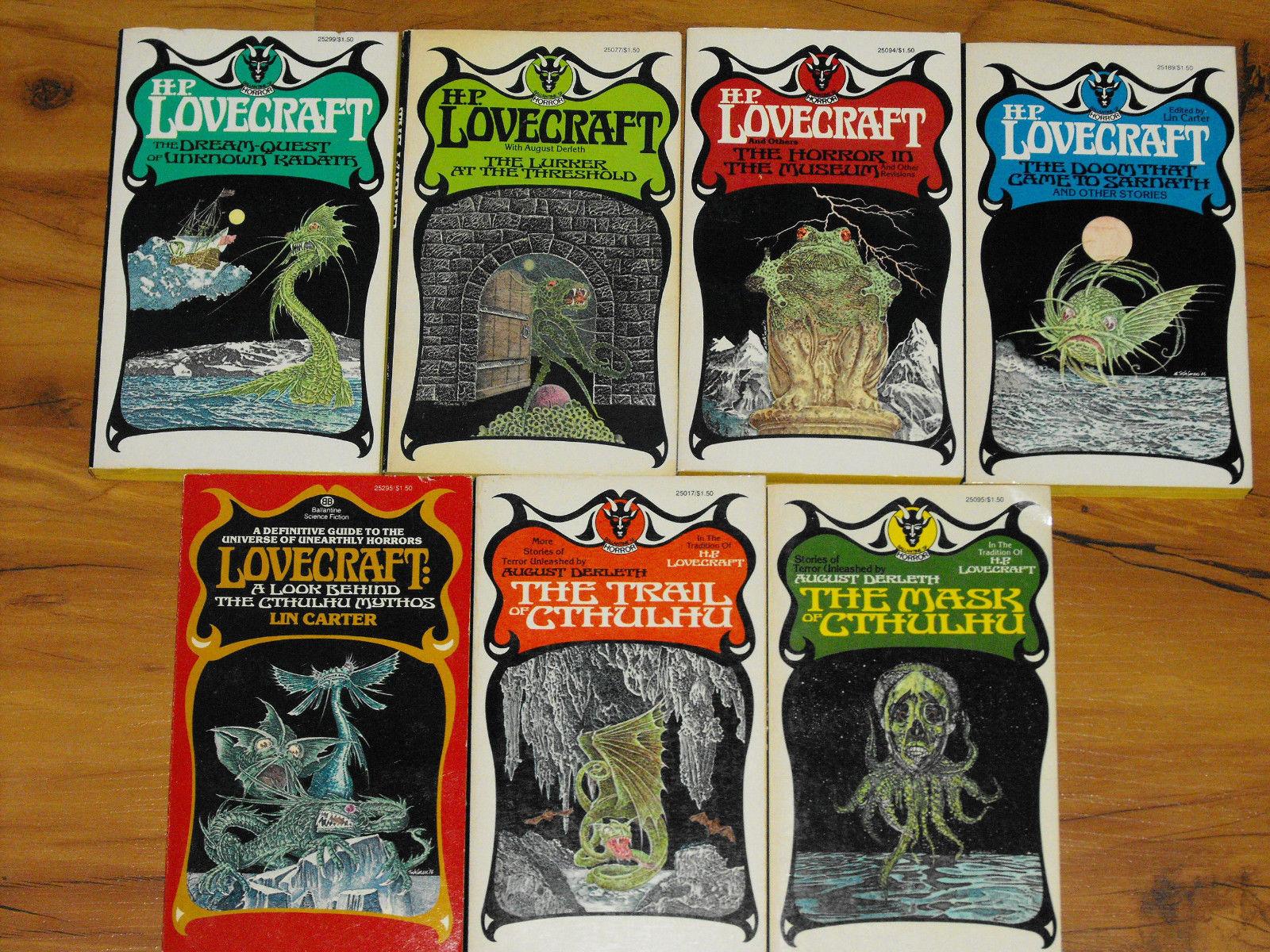 HP-Lovecraft-Ballantine-Paperbacks