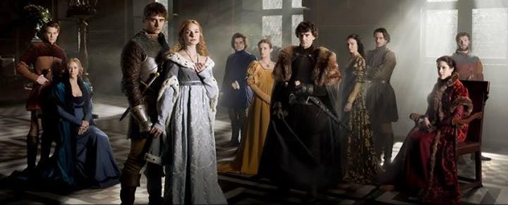 the-white-queen-cast