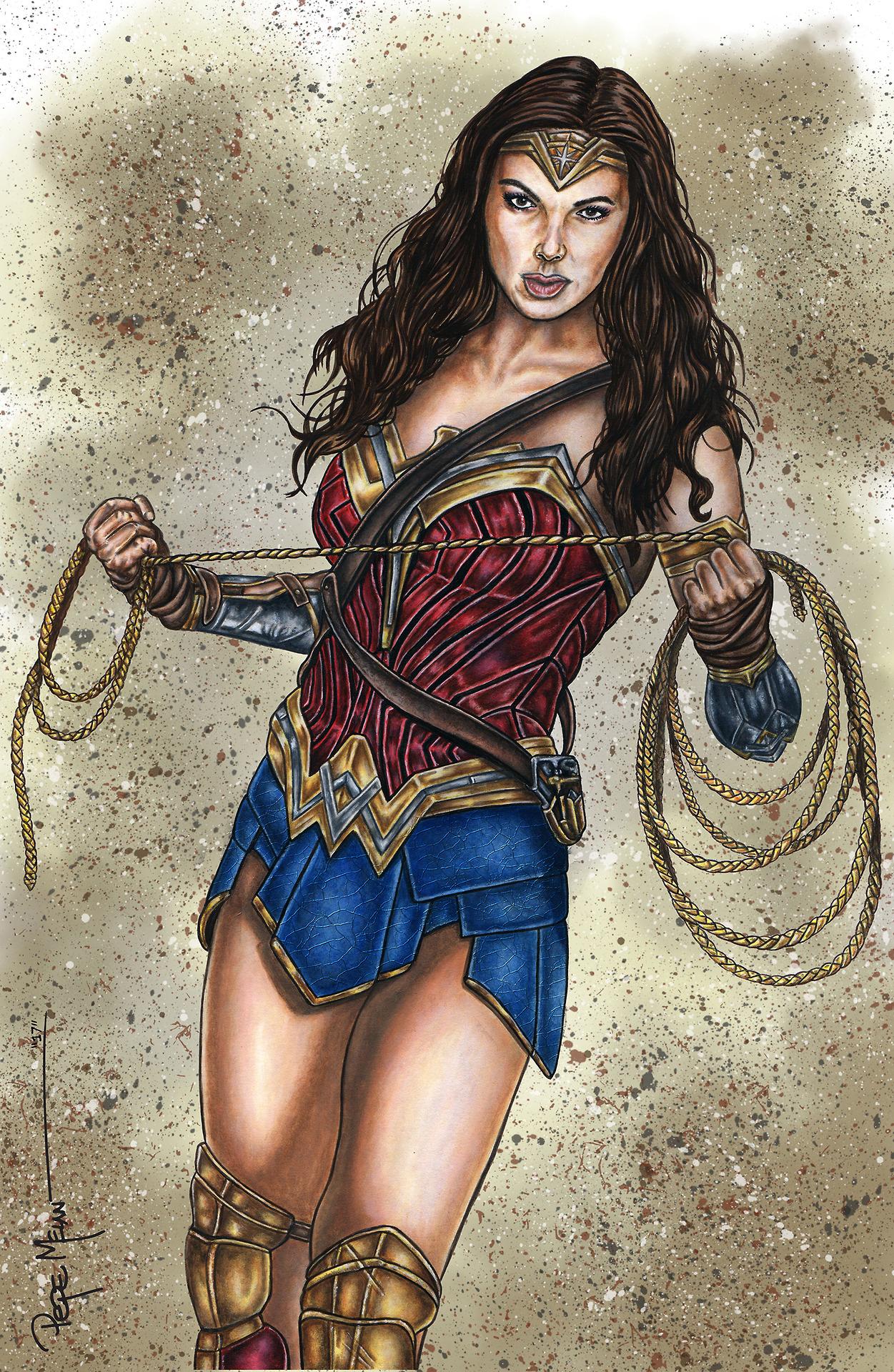 Φωτογραφία: Η Wonder Woman